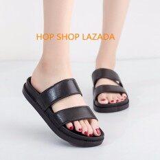 รองเท้าแตะ รองเท้าหญิงรองเท้าแฟชั่น นุ่ม ใส่สบาย Cdm16808 ใหม่ล่าสุด