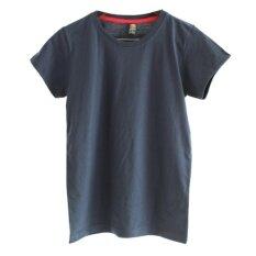 Chahom เสื้อยืดคอกลม สีกรมท่า Chahom ถูก ใน กรุงเทพมหานคร