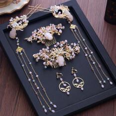 ซื้อ เสื้อผ้าซิวจีนจัดงานแต่งงานเจ้าสาวแต่งงาน Chaitou ออนไลน์ ฮ่องกง