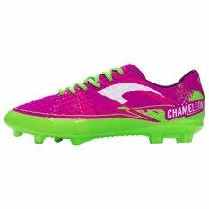 ส่วนลด รองเท้าฟุตบอลแกรนด์สปอร์ต รุ่น Chameleon สีชมพู่เขียว สีใหม่ Grand Sport ใน กรุงเทพมหานคร