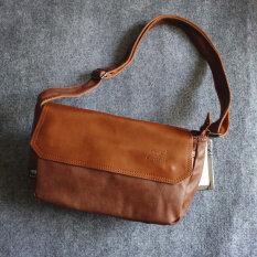 ขาย น้ำชายเกาหลีกระเป๋าสะพายหนังซิปเดินทางขนาดเล็กถุง กระเป๋า สีน้ำตาลอ่อน สีน้ำตาลอ่อน ออนไลน์ ฮ่องกง
