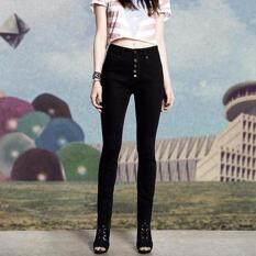 ขาย Charming กางเกงยีนส์ สกินนี่ ขายาว สีดำ รุ่น S101 กรุงเทพมหานคร