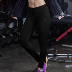 Cherilon Dansmate เชอรีล่อนแดนซ์เมท รุ่น Mpn Pa10 Bl สีดำ กางเกงขายาวทรงเดฟ เป็นต้นฉบับ