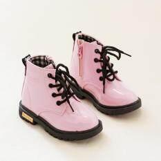 ขาย Children S Martin Boots Kids Rain Boots Candy Color Shoes Pink Intl Unbranded Generic ผู้ค้าส่ง