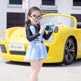 ซื้อ ชุดว่ายน้ำเด็กผู้หญิง วันพีชแขนยาว ฺbunny Blue เซ๊ต 3 ชิ้น ไซส์ S 2Xl 8815 ไทย
