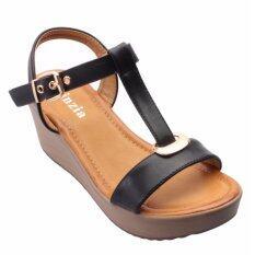 ขาย Cinzia รองเท้าส้นสูงรัดข้อ รุ่น 7314 สีดำ Cinzia เป็นต้นฉบับ