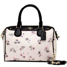 ส่วนลด Coach 37491 Wildflower Multi Mini Bennett Handbag Chalk Multi Thailand