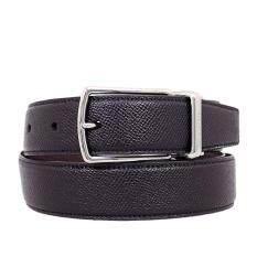 ส่วนลด Coach เข็มขัด Modern Harness Cut To Size Reversible Smooth Leather Belt F59116 Aq0 Black Dark Brown Coach ใน ไทย