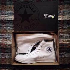 ขาย Converse Chuck Taylor All Star Ii Hi White เป็นต้นฉบับ