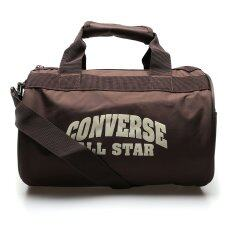 bbaeee01a7 CONVERSE กระเป๋าสะพาย รุ่น SPORT LOGO MINI BAG 1260398CBR - 126000398BR-F  (BROWN)