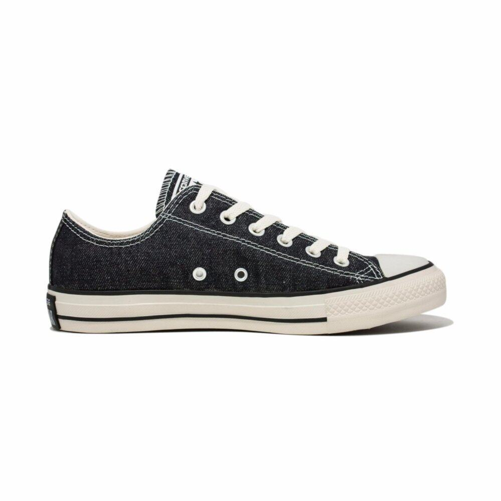 Converse Sneakers All Star Denim Ox (Black)