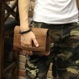 ส่วนลด Xiao P Bag กระเป๋ามือจับชาย สไตล์เกาหลี Park S สี Park S สี Unbranded Generic