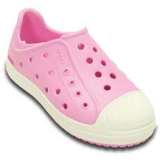 ขาย Crocs Crocs Bump It Shoe K Carnation Oyster Kids ใน Thailand