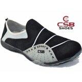 ซื้อ Csb รองเท้าผ้าใบแบบสวม ผู้หญิง Csb รุ่น E2226 สีดำ