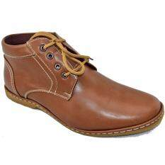 ส่วนลด Csb รองเท้าหนังหุ้มข้อ ผู้ชาย Csb รุ่น Cm975 สีแทน Csb