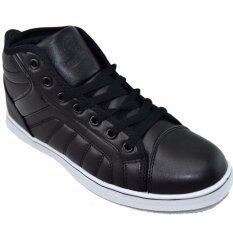 ราคา Csb รองเท้าหนังหุ้มข้อ ผู้ชาย Csb รุ่น Sl97046 ดำล้วน ใหม่