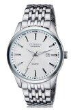 ซื้อ Curren นาฬิกาข้อมือสุภาพบุรุษ สายสแตนเลส รุ่น C8052 Silver White