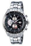 ราคา Curren นาฬิกาข้อมือสุภาพบุรุษ สีเงิน ดำ สายสแตนเลส รุ่น C8083 Curren สมุทรปราการ