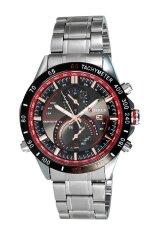 ขาย Curren นาฬิกาข้อมือผู้ชาย สาย Stainless รุ่น X Series Silver ถูก ใน ไทย