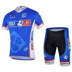 ขาย Cycling Jersey เสื้อแขนสั้นเสื้อขี่จักรยานเสื้อผ้าจักรยานเสือภูเขาเสิ้อผ้าพันคอจักรยานด่วน Unbranded Generic ใน จีน