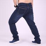 ราคา กางเกงชายกางเกงยีนส์ยืดหลวม Xl D8652 Unbranded Generic ออนไลน์
