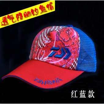 หมวกแก็ป หมวกตกปลา Daiwa