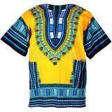 ขาย Dashiki African Shirt Cotton Hiphop เสื้อจังโก้ เสื้ออินเดีย เสื้อแอฟริกา เสื้อฮิปฮอป เสื้อโบฮีเมียน Ad033Y Unbranded Generic ออนไลน์