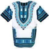 ราคา Dashiki African Shirt Cotton Hiphop เสื้อจังโก้ เสื้ออินเดีย เสื้อแอฟริกา เสื้อฮิปฮอป เสื้อโบฮีเมียน Ad15C ใหม่ล่าสุด