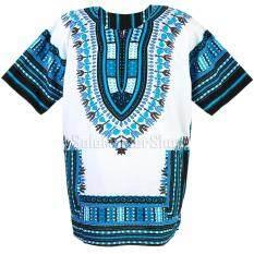 ราคา Dashiki African Shirt Cotton Hiphop เสื้อจังโก้ เสื้ออินเดีย เสื้อแอฟริกา เสื้อฮิปฮอป เสื้อโบฮีเมียน Ad15C Unbranded Generic ออนไลน์