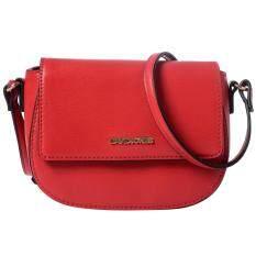 ราคา Davidjones Genuine Leather Mini Crossbody Bag David Jones ใหม่
