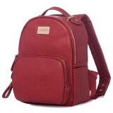 ราคา Davidjones Genuine Leather Small Mini Backpack เป็นต้นฉบับ David Jones