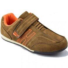 ราคา Design รองเท้าผ้าใบแบบสวม ผู้หญิง Design รุ่น Bt60007 สีน้ำตาล ออนไลน์ กรุงเทพมหานคร