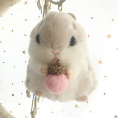 ขาย Diy พวงกุญแจน่ารักตุ๊กตาตุ๊กตาหนูแฮมสเตอร์ สีเทาลูกสนถือ ถุงโหลด Unbranded Generic ใน ฮ่องกง