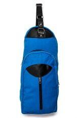 ขาย ซื้อ Dm กระเป๋าสะพายแคนวาส สีน้ำเงิน