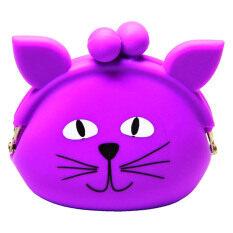 ซื้อ Dm P*Ssy Cat Silicon Bag Purple ฟรี P*Ssy Cat Silicon Bag Pink