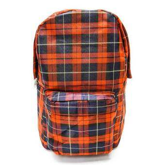 DM Red Scottish Backpack
