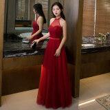 ขาย ซื้อ ชุดราตรีสีแดงสำหรับผู้หญิงผอมบาง 825 ม่วงยาว D รุ่น 825 ม่วงยาว D รุ่น ใน ฮ่องกง