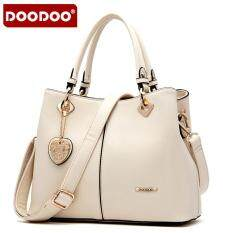 ซื้อ Doodoo Women Luxurious Bag Ol Versatile Tote Bag Beige Intl