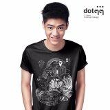 ขาย Dotdotdot เสื้อยืดผู้ชาย Concept Design ลาย Panorama Black Dotdotdot เป็นต้นฉบับ