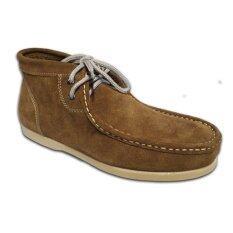 ขาย Duke รองเท้าหนังแท้ Leather Men Shoes รุ่น 980Double K Whiskey ออนไลน์