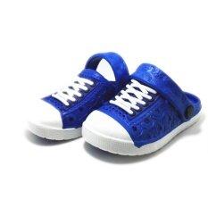 ชุดว่ายน้ำเด็กใหม่รองเท้าแตะเด็กรองเท้าแตะรองเท้าแตะชายรองเท้าแตะรองเท้าแตะหญิงรองเท้ารูรองเท้า (สีฟ้า) - สนามบินนานาชาติ.
