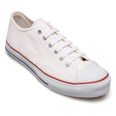 โปรโมชั่น Ease รองเท้าผ้าใบผู้ชาย รุ่น 101 4 White Thailand