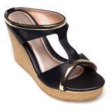 ซื้อ Ease รองเท้าส้นเตารีด รุ่น 13 12 Black ออนไลน์ ถูก