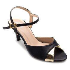 ทบทวน Ease รองเท้าส้นสูง รุ่น P115 09 Black Ease