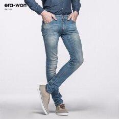 ขาย Era Won กางเกงยีนส์ทรงเดฟ รุ่น Ultra Skinny สี Ash Grey Wash ถูก ใน ปทุมธานี
