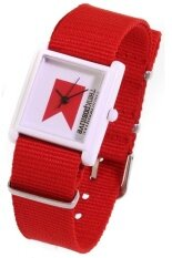 ซื้อ Eraora Think Positive Flag Watch Weo025557 Ag1 G Red Era Ora เป็นต้นฉบับ