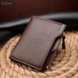 ซื้อ Esogoal Business Men Wallets ธุรกิจผู้ชายกระเป๋าสตางค์ของแข็ง Pu หนังกระเป๋าสตางค์ยาว Bifold กระเป๋าสตางค์แบบพกพาเหรียญกระเป๋าคลัทช์ชาย ออนไลน์