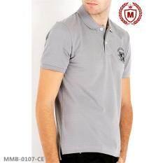 ขาย ซื้อ ออนไลน์ เสื้อโปโล Mos Heritage Solid