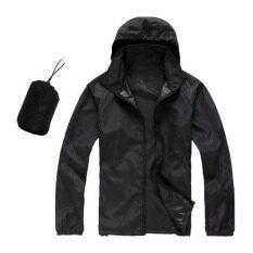 ซื้อ เสื้อผ้าร่มกัน Uv สีดำ Unbranded Generic เป็นต้นฉบับ