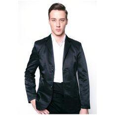 ซื้อ เสื้อสูทลำลอง B B Menswear Fashion Black ใหม่ล่าสุด